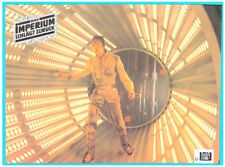 The Empire Strikes Back German original lobby card Mark Hamill in tunnel