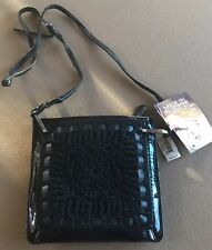 Brighton Purse NWT Weave A Story Crocheted CrossBody Bag Authentic