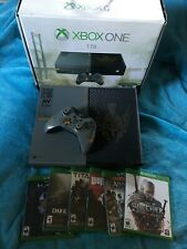 Xbox One Console Call of Duty: Advanced Warfare Limited Edition Lot