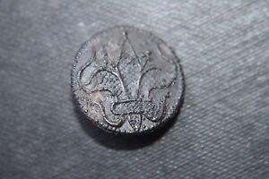 QUALITY PEWTER  MEDIEVAL PERIOD  PILGRIMS BADGE BROOCH c. 14/15th century AD
