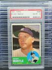 1963 Topps Mickey Mantle #200 PSA 6 EX MT Yankees Z626