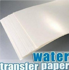 A4 Inkjet Light Water Transfer Paper for Cup Decal Craft DIY Pack of 20 Sheet
