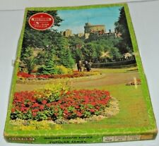 Vintage Victory wooden jigsaw puzzle  - Windsor Castle - Approx 125 pieces