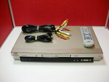 JVC XV-S45 DVD / VIDEO CD / CD DOLBY DIGITAL DTS 3D PHONIC AV COMPU-LINK PLAYER