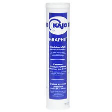 [1 Kartusche] Hochdruckfett 400g KPF2K-30-Graphit Schmierfett Schmiernippel