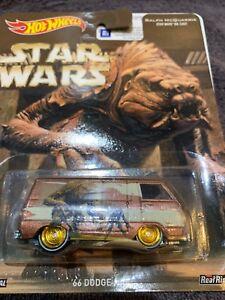 Hot Wheels Error Star Wars Dodge A100