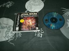 Star Wars: Episode I: The Phantom Menace For Sony PlayStation, PS2 And BC PS3's