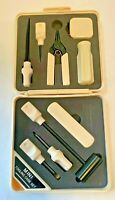 Vintage Tanqueray Promotion Advertisement Mini Tool Set 4 5/8 in square.