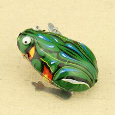1 Stück Blechspielzeug Frosch groß Blechspielzeug frog large Toy