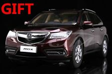 Car Model Acura MDX 1:18 (Bordeaux/Red) + SMALL GIFT!!!!!!!!!!!