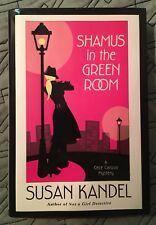 Shamus in the Green Room by Susan Kandel - Signed and Dated at Gardner Bldg