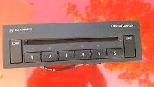 VW Caddy Life Touran 6 cambiador de CD Player en Apoyabrazos 1T0035110B