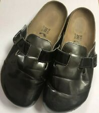 Betula Birkenstock Metallic Ombré Clog Size 8 EU39 Slip-on Cork Foot bed Comfort