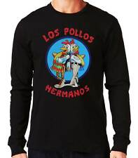 Camiseta Manga Larga Los Pollos Hermanos - Breaking Bad long sleeve shirt