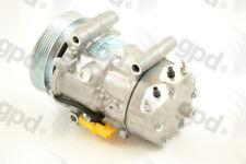 Global Parts Distributors 6512735 New Compressor And Clutch