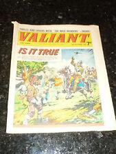 Vaillant BD - DATE 06/09/1969 - GB FLEETWAY Paper BD