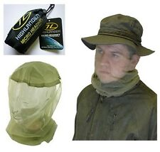 MOSQUITO MIDGE HEAD NET headnet travel insect mesh bug NSN 8415-99-275-5299