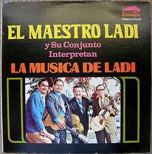 El Maestro Ladi Interpretan La Musica De Ladi Cuatro Puerto Rico FLABOYAN MINT-