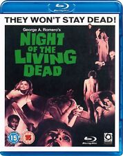 NIGHT OF THE LIVING DEAD / Optimum Blu-ray GEORGE ROMERO / REGION B / LIKE NEW