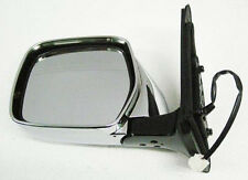 Door/Wing Mirror Chrome Electric LH NS For Toyota Landcruiser HDJ100 4.2TD 98 +