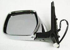 Door/Wing Mirror Chrome Electric LH NS For Toyota Landcruiser HDJ100 4.2TD 98>+