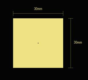 """Pinhole  """"lenses""""  for pinhole camera"""