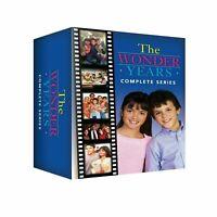 The Wonder Years: The Complete Series season 1 - 6 (DVD, 2016, 22-Disc box Set)