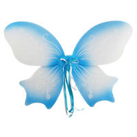 Halloween Children's Adult Butterfly Wings  Fairy Elf Cosplay Wing Props Show