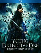 Young Detective Dee: Rise of the Sea Dragon (Blu-ray Disc, 2014) Like New