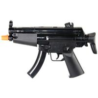 HFC MP5 MINI FULL AUTO ELECTRIC AIRSOFT GUN AEG AUTOMATIC PISTOL RIFLE w/ BB BBs