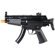 HFC MP5 MINI FULL AUTO ELECTRIC AIRSOFT GUN AEG AUTOMATIC PISTOL RIFLE w/ BB BBs