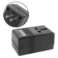 100W AC 110/120V to 220/240V Dual Voltage Transformer Power Converter Adapter GR