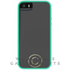 Skech Glow Apple iPhone 5/5S/i5S Case - Gray/Aqua Sky Case Cover Shell Protector