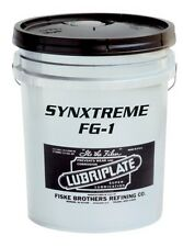 LUBRIPLATE SYNXTREME FG-1, L0306-035, Synthetic, Food Grade Grease, 35 LB PAIL