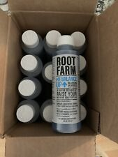 Root Farm 8oz. Ph Balance Up Box Of 12 Bottles New Sealed