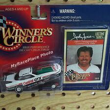 John Force TF Funny Car 1/64 Diecast _ 1993 NHRA CHAMPIONSHIP COMEBACK CAR LTS