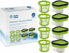 Fette Filter - Vacuum Filter Compatible with Bissell Pet Hair Eraser Hand Vac...