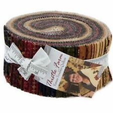 Thistle Farm Jelly Roll by Kansas Troubles Quilters for Moda Fabrics