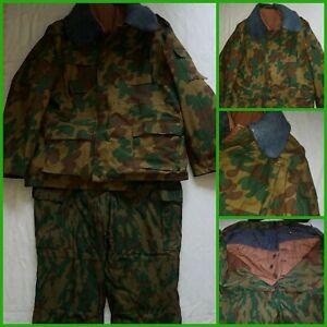 Russian KGB special forces  jacket coat pants uniform 52-4  1993