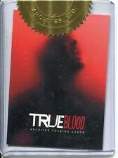 True Blood Archives Casetopper Caseloader Chase Card CT1