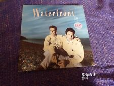 """Waterfront Cry 12""""Single WONX1 From 1988"""