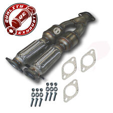 Catalytic Converter With Flex Pipe 2005 To 2011 Volvo XC90 4.4L