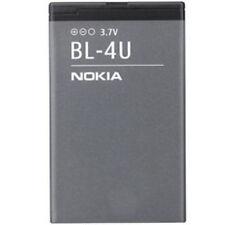 New NOKIA BL-4U BATTERY FOR ASHA 300 3120 6600 E75 E66 5730 5330 UK STOCK
