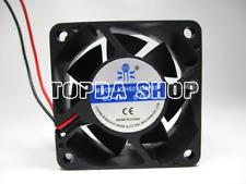 GH6025M24S Large air volume Cooling fan 0.16A DC24V 3W 4000r/min 60*60*25MM 2pin