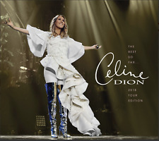 Le Japon Blu Spec cd2 with BONUSTRACK! The Best So Far 2018 Tour Edition CELINE DION