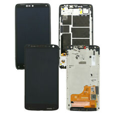 OEM For Motorola Droid Turbo/Turbo 2 LCD Display Touch Screen Digitizer + Frame