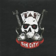 SIN CITY aussie hard rock CD 3 tracks SWEET LIES 2004 AOR