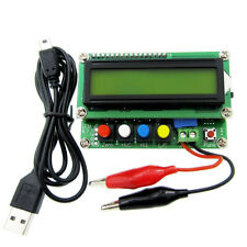 New LC100-A Digital L/C Inductance Capacitance LCD Display Meter High Precision
