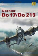 Dornier Do 17/Do 215 (Monographs), , Murawski, Marek, Very Good, 2015-05-19,