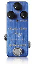 One Control Baltic Blue Fuzz Guitar Effect Pedal